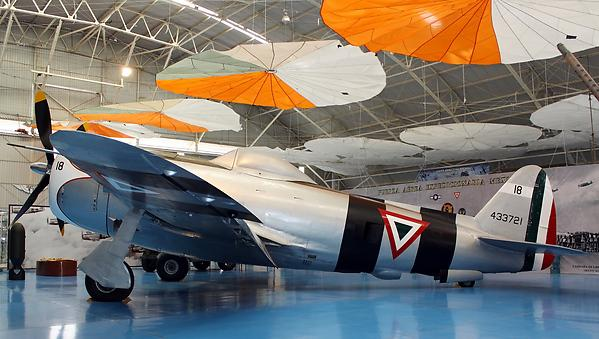 WINGS PALETTE - Republic P-47 Thunderbolt - Mexico